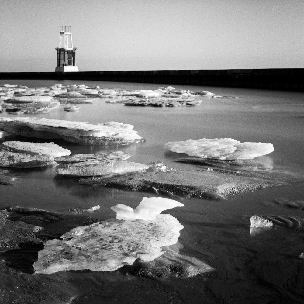 Ice, January 2018