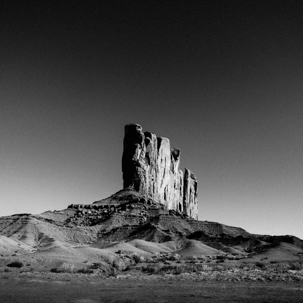 Monument Valley, December 2017
