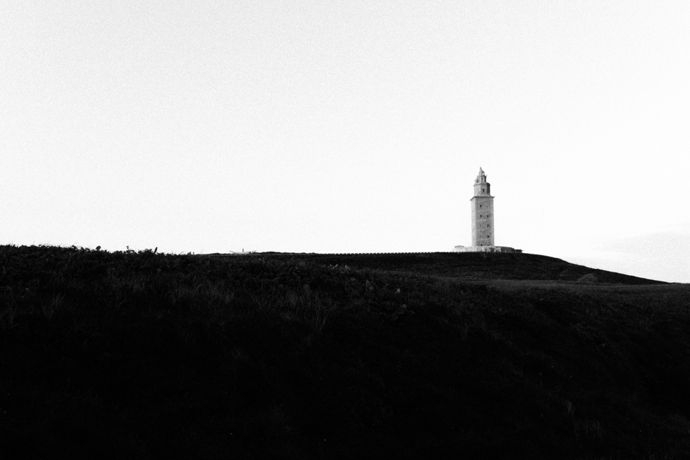 Tower of Hercules, December 2015