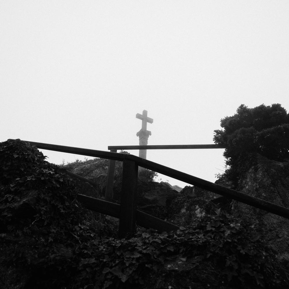Cross, San Andres de Teixido, June 2018