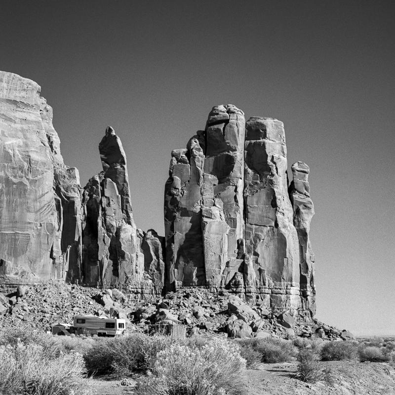 Monument Valley, Arizona, December 2017