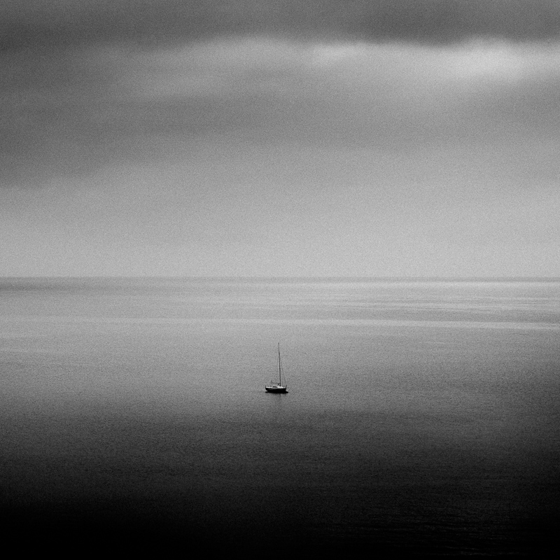 Boat, Cancale, Brittany, October 2018