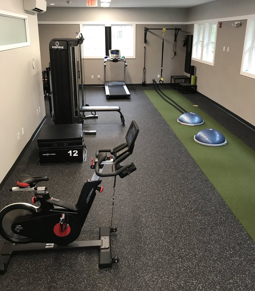 Clifton park physical therapy - Pic Of Gym Jpg