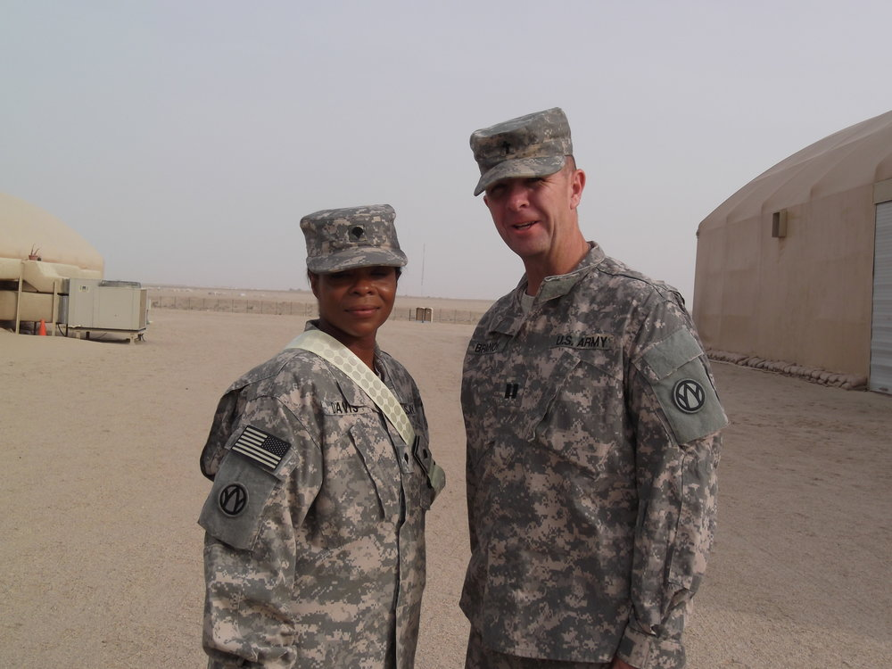 Alan went on various missions with his soldiers in Iraq and Afghanistan.  When he returned from deployment, Alan continued teaching at Midwestern and  began ...