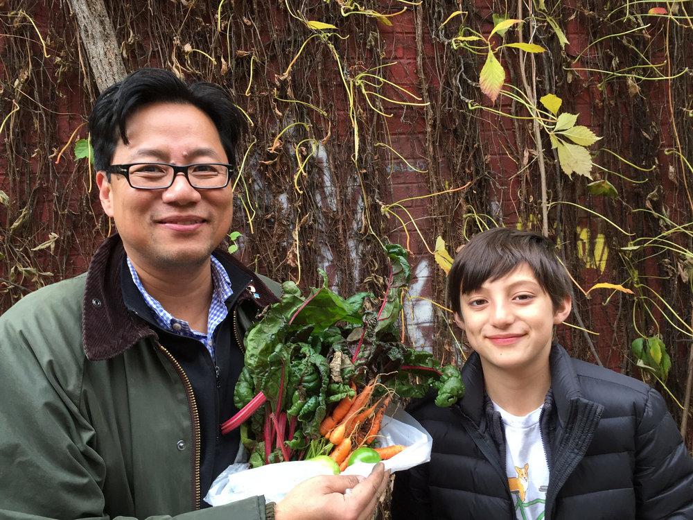 Community Garden Success