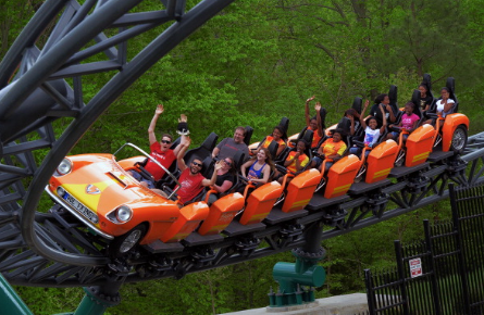 Busch Gardens Williamsburg -