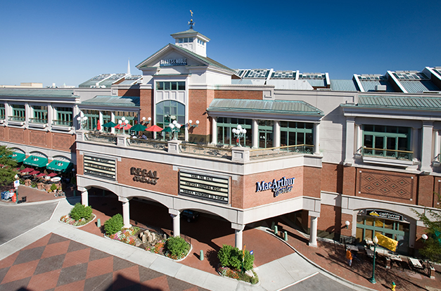 MacArthur Center in Norfolk -