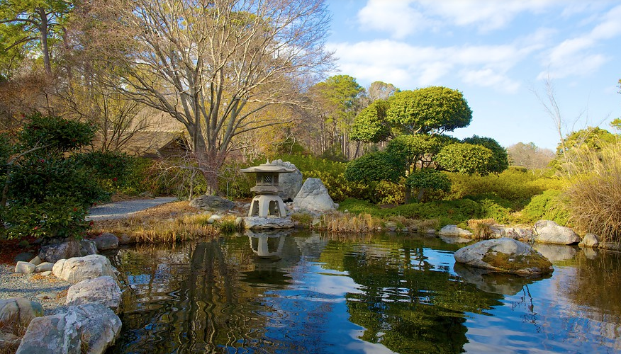 Norfolk Botanical Gardens -