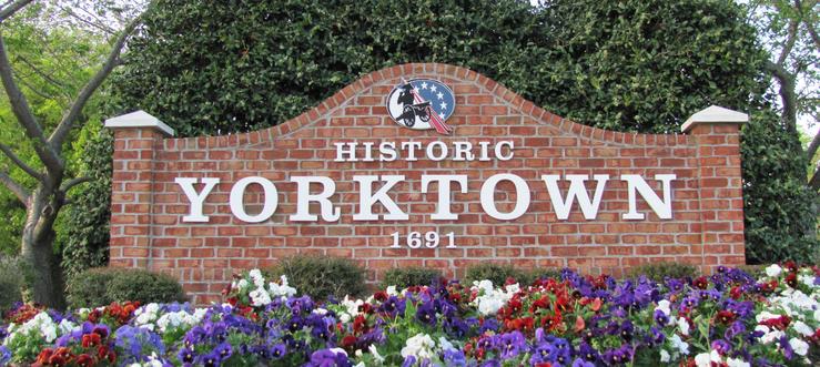 Historic Yorktown -