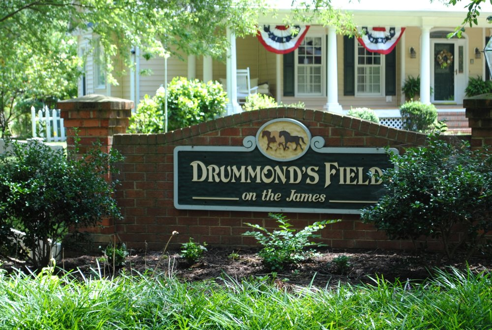 Drummond's Field -