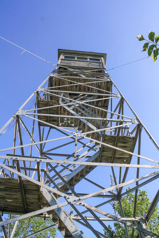 Fire Tower Mount Success.jpg