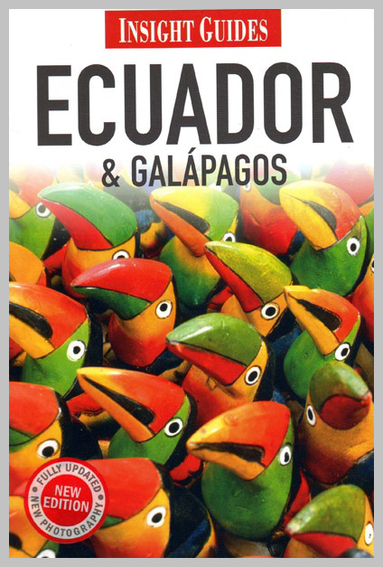 Ecuador — 2009, Author New Edition