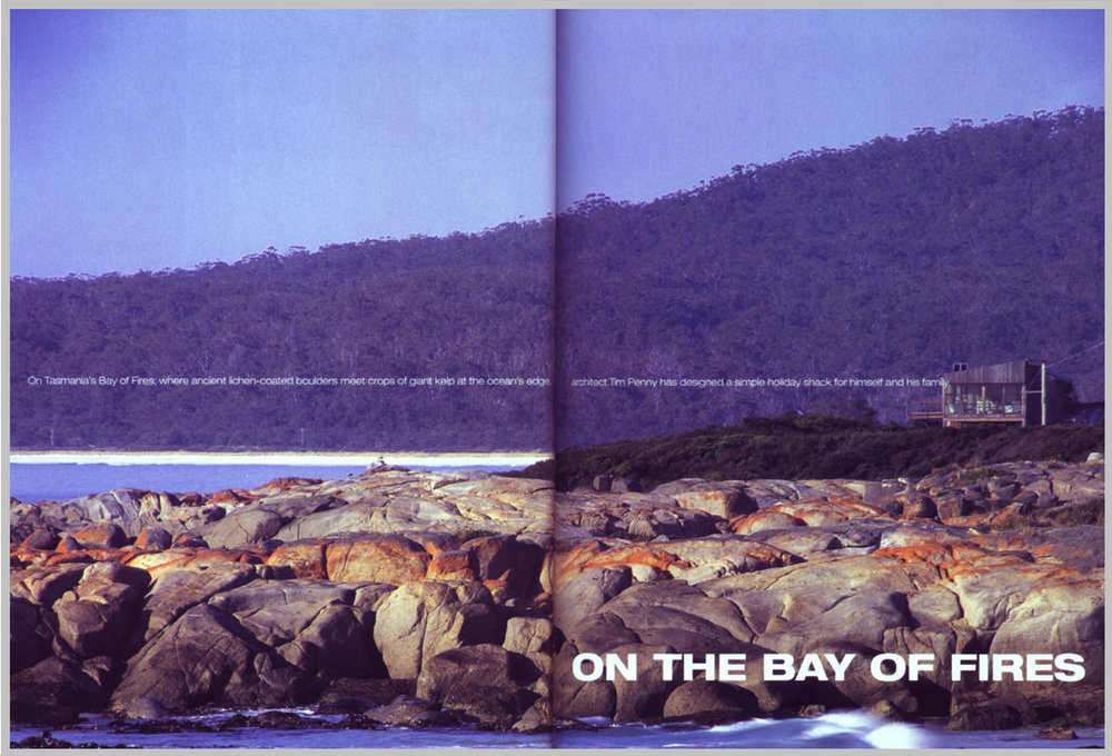 Houses Magazine — On the Bay of Fires