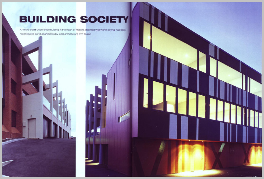Houses Magazine — Building Society