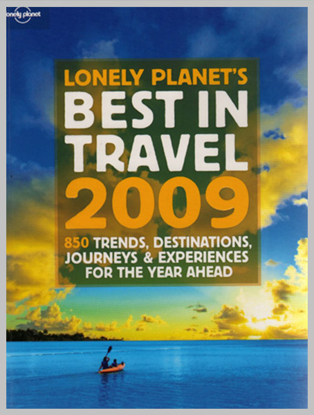 Lonely Planet — Bluelist 2009