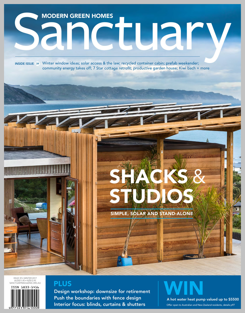 Sanctuary Magazine — Embracing the Shack