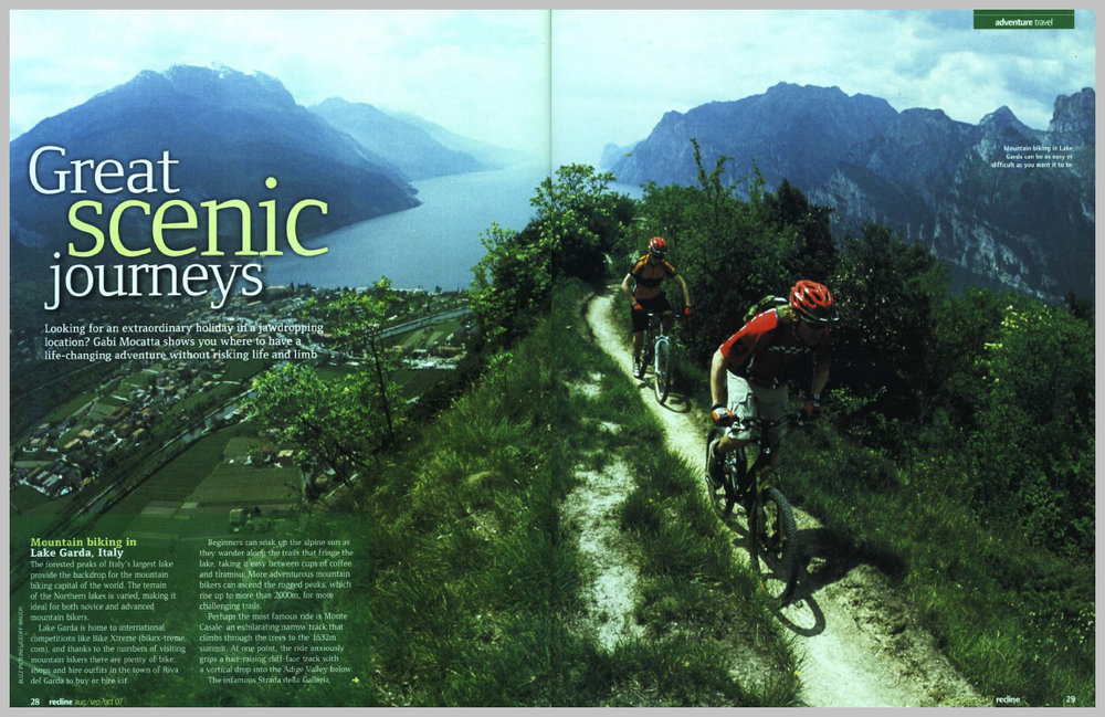 Recline Magazine — Great Scenic Journeys