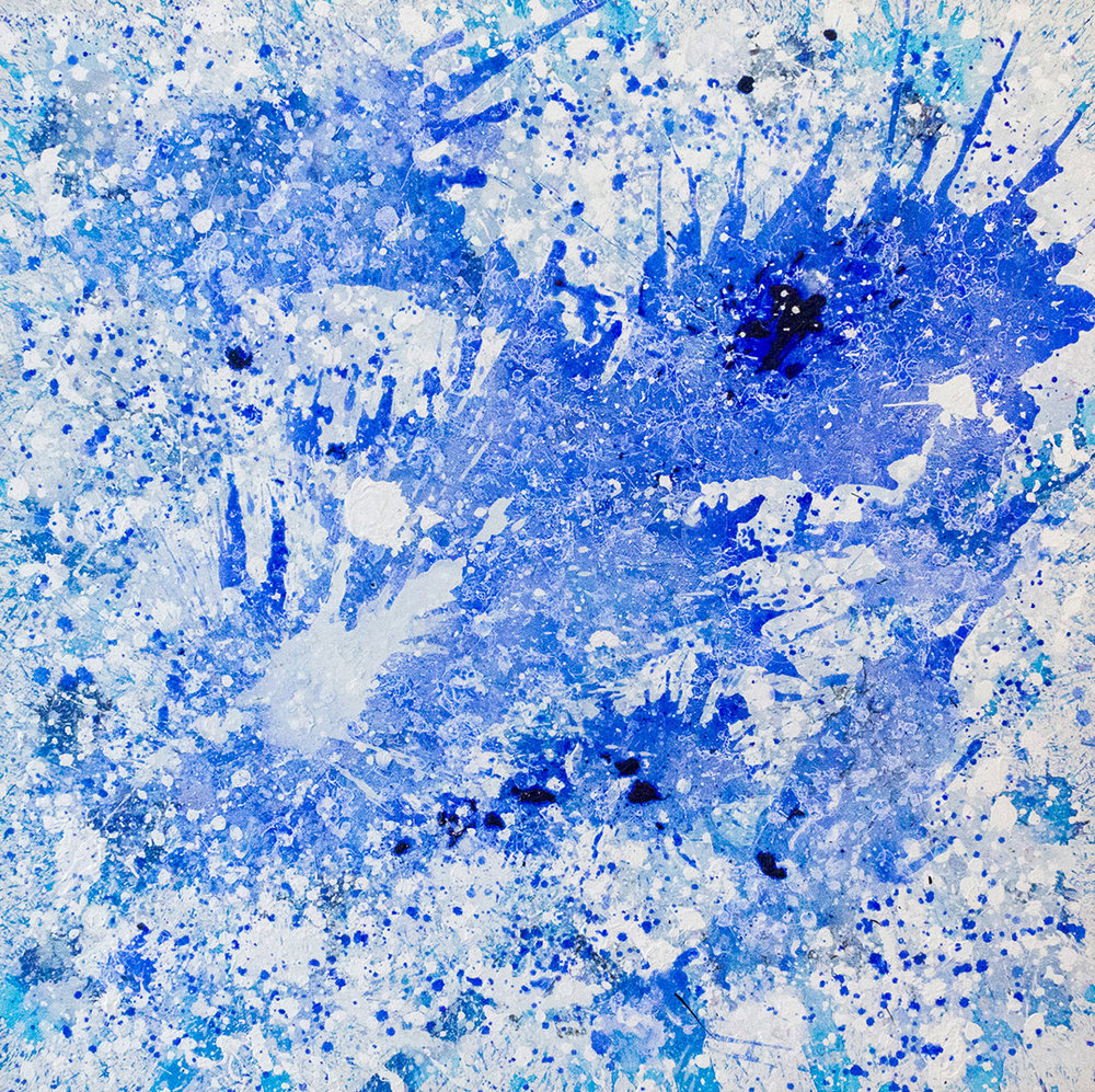 Splash White & Blue, 2015