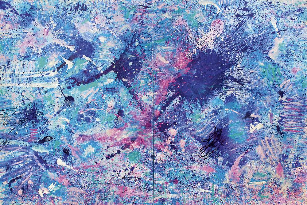 Splash (Pink Sands), 2016