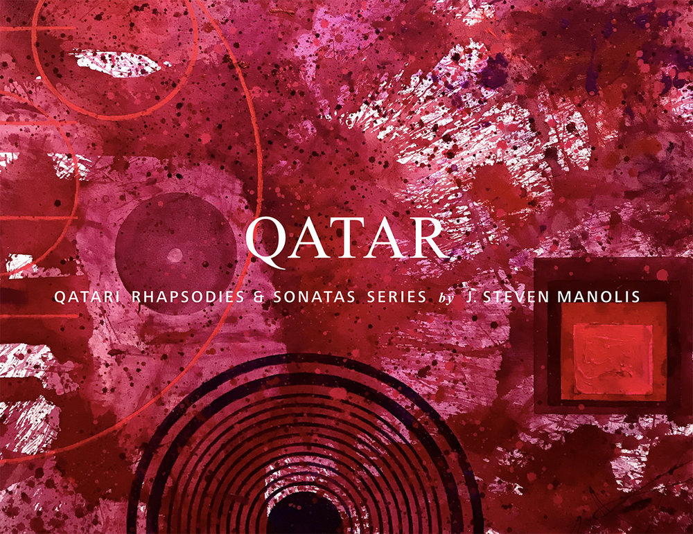 Qatari Rhapsodies & Sonatas Series, 2018