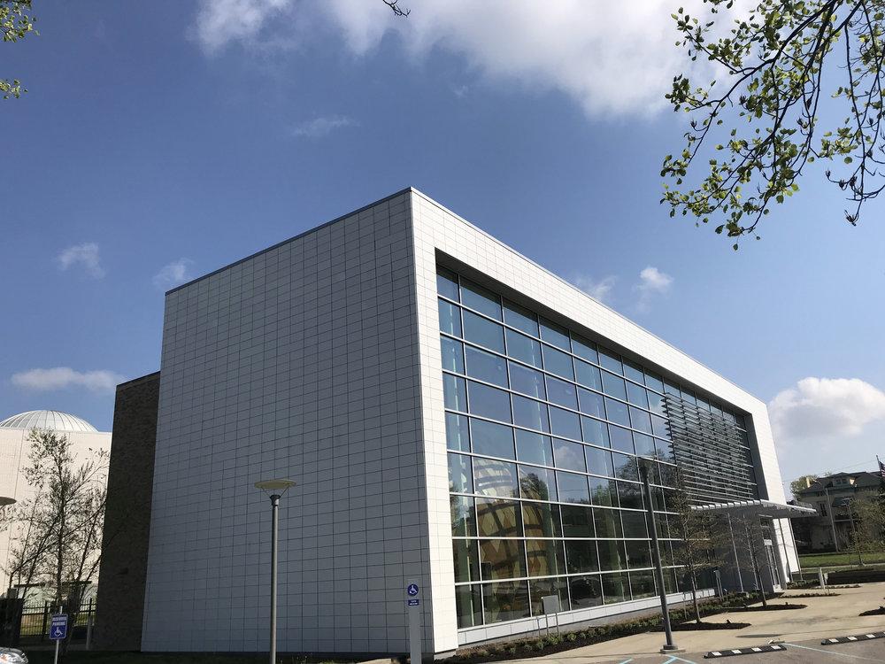 Evansville Museum of Art, 411 SE Riverside Drive, Evansville, IN 47713.