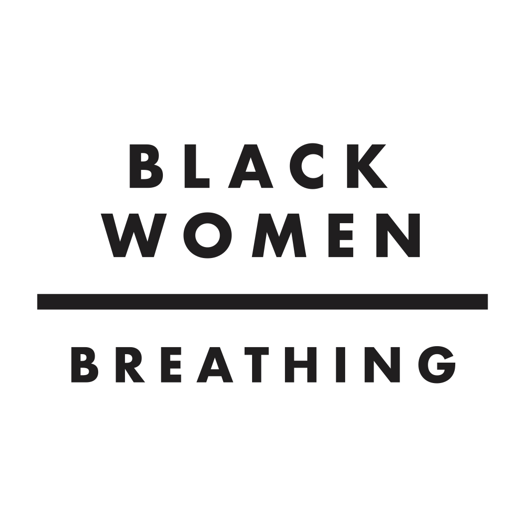 BLACK WOMEN over BREATHING