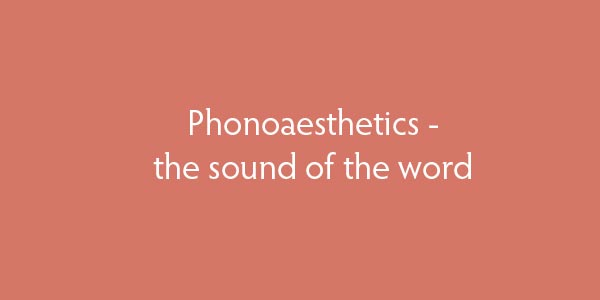 phonoaesthetics- what it means for your business name- Designed By Jess