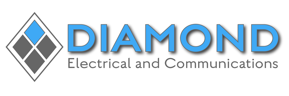 Diamond Electrical Logo - Designed by Jess
