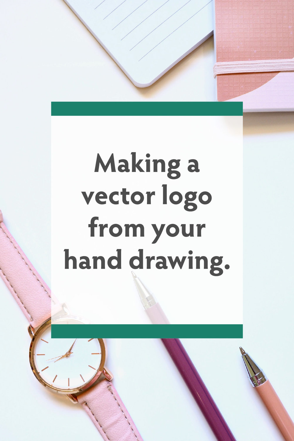 Making a vector logo from your hand drawing.jpg