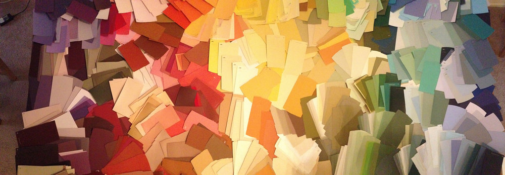 Image 1 - Color Swatch Wall Art  by Zach Zupancic via creative commons