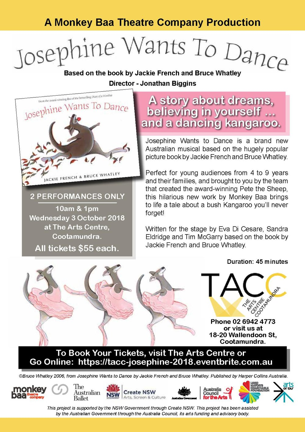 Josephine wants to Dance - Performance Flyer - Low Res.jpg