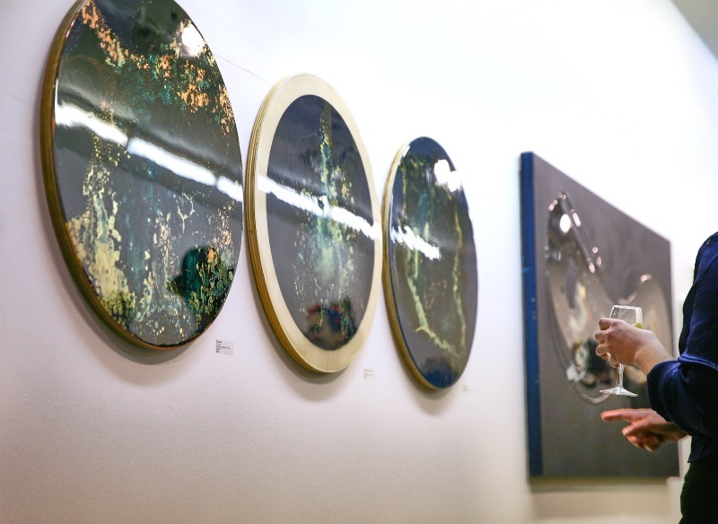 """The rounds; """"Sky Land, The Gathering, Turtle Island"""""""