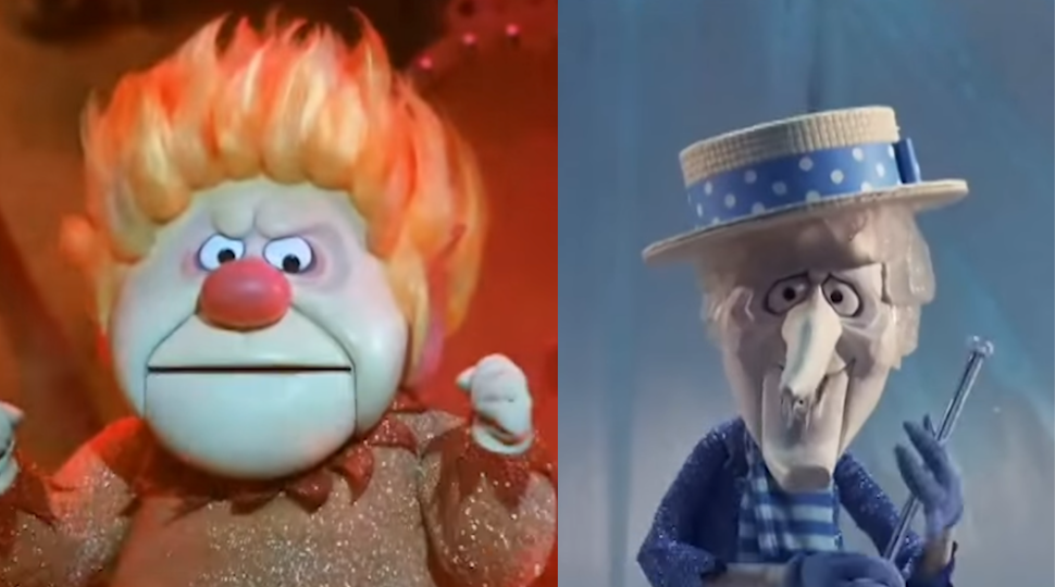 Misers. Cold & Heat.