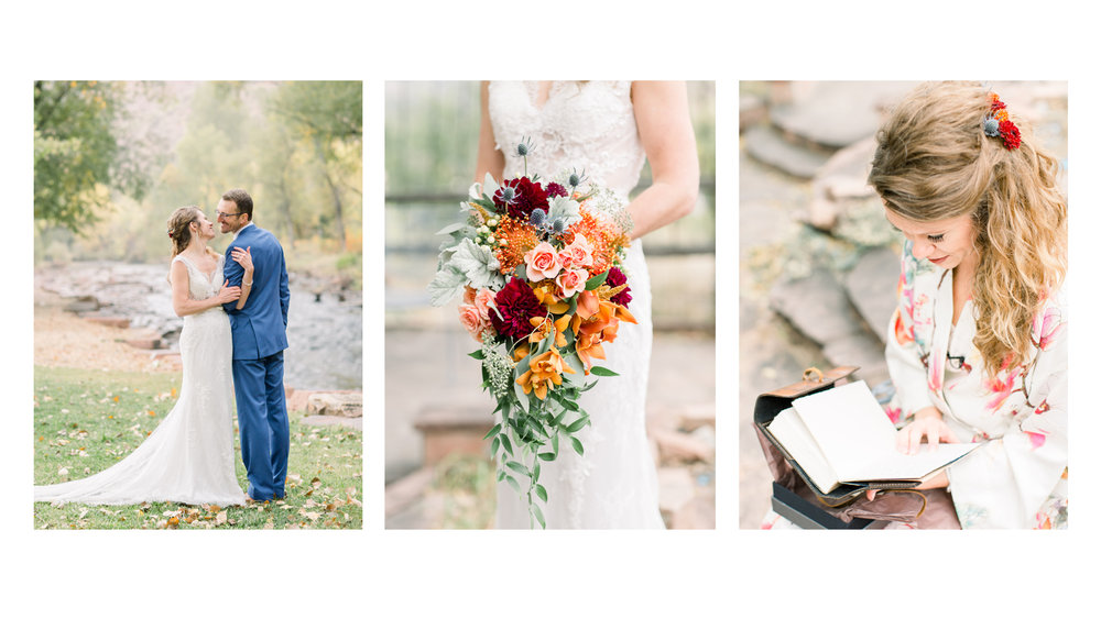 Planet Bluegrass Wedding Photographer Michele with one L Photography
