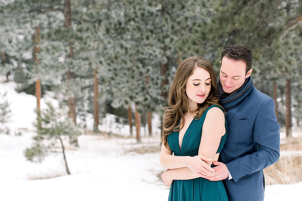 Michele with one L Colorado Mountain Engagement Photographer_0917.jpg