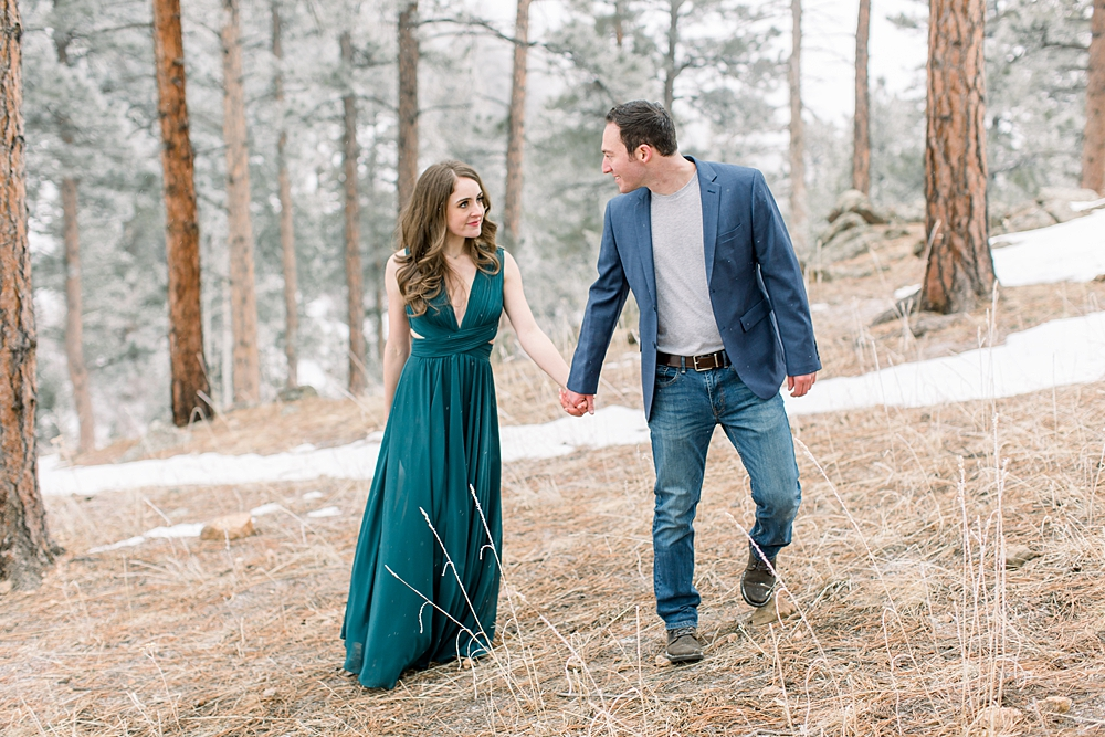Michele with one L Colorado Mountain Engagement Photographer_0876.jpg