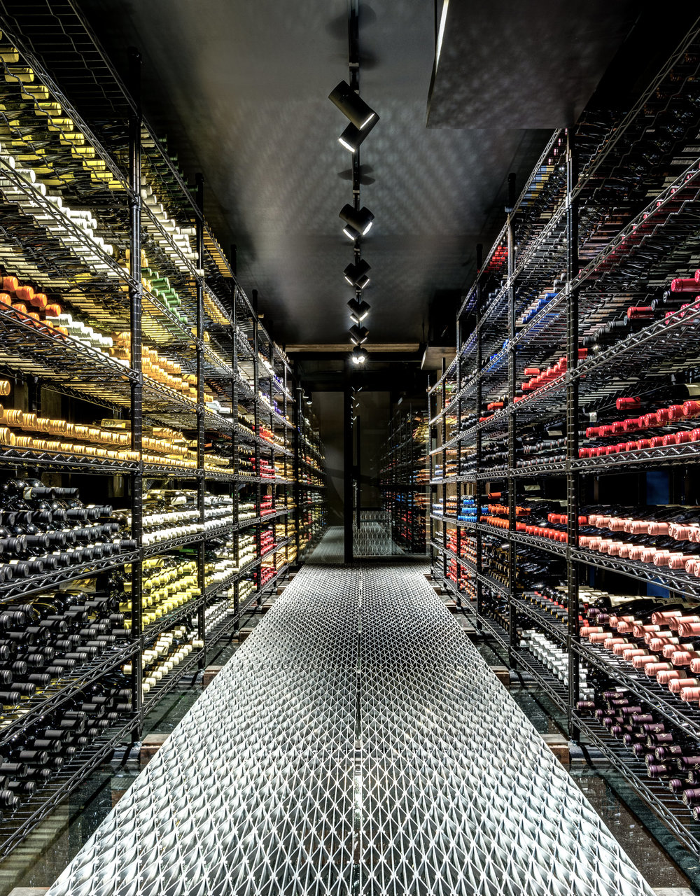 Glass Cellar