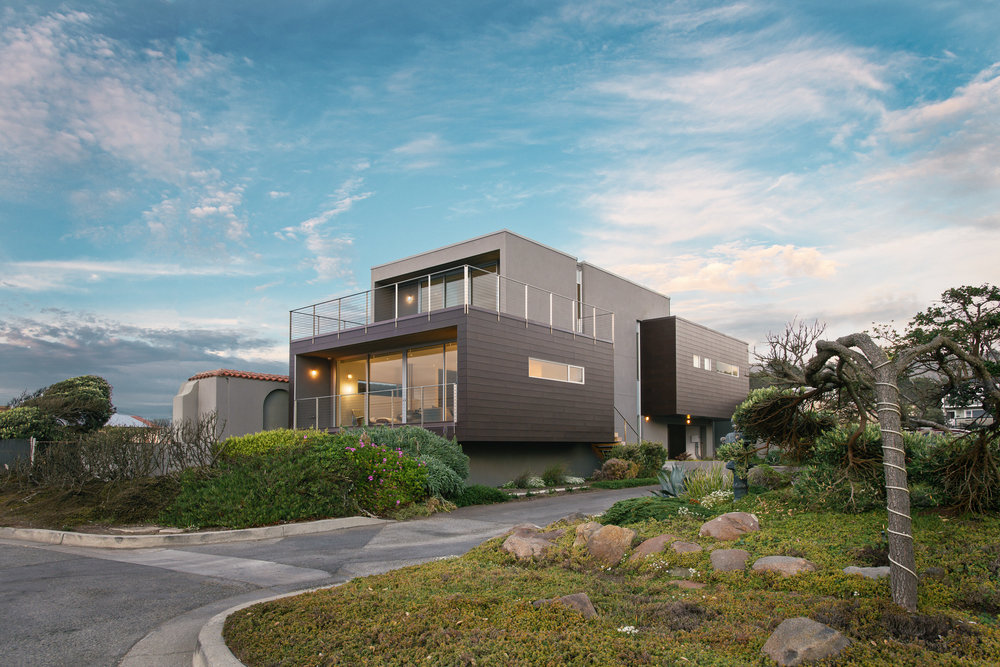 Pacifica Beach House