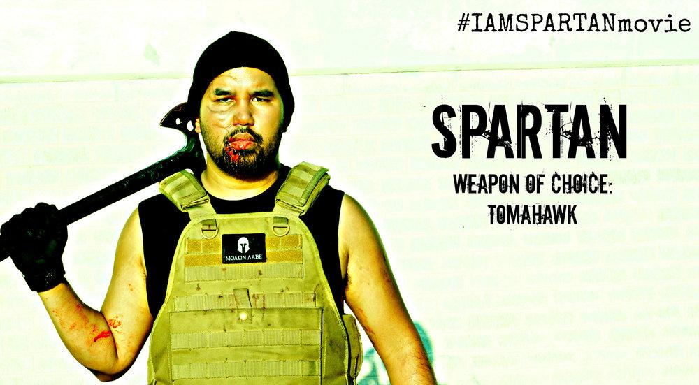 I AM SPARTAN
