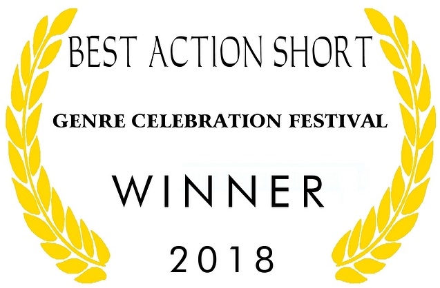 "We are very happy to announce that GAUNTLET RUN: Breach has won Best Action at this round of the Genre Celebration Festival! Here's hoping we go on to Tokyo! Jyo ""Six"" Carolino also got the nod for Best Director. High five!  #welcometothegauntlet #filmlife #memphis #choose901 #indiefilm #action #actionmovie #lightscameraaction #filmfestival #workhardplayhard"
