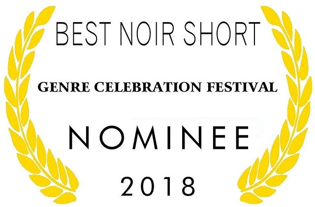 GAUNTLET RUN: Noir starts our morning off right with a nomination for Best Noir Short at the Genre Celebration Festival! #welcometothegauntlet #noir #film #indie #memphis #choose901