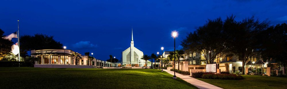First United Methodist Church in Lakeland, Florida