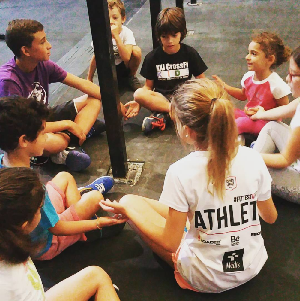 #crossfitkids