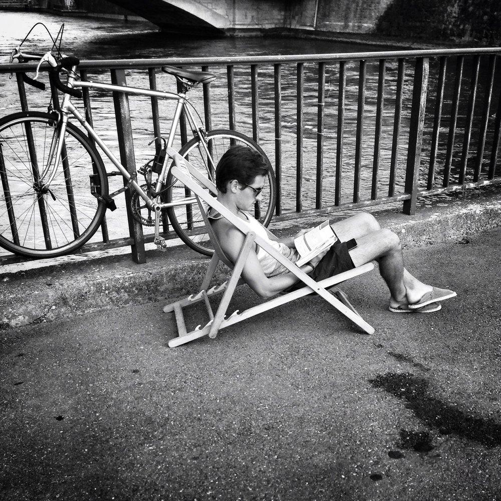 Geneva summer life