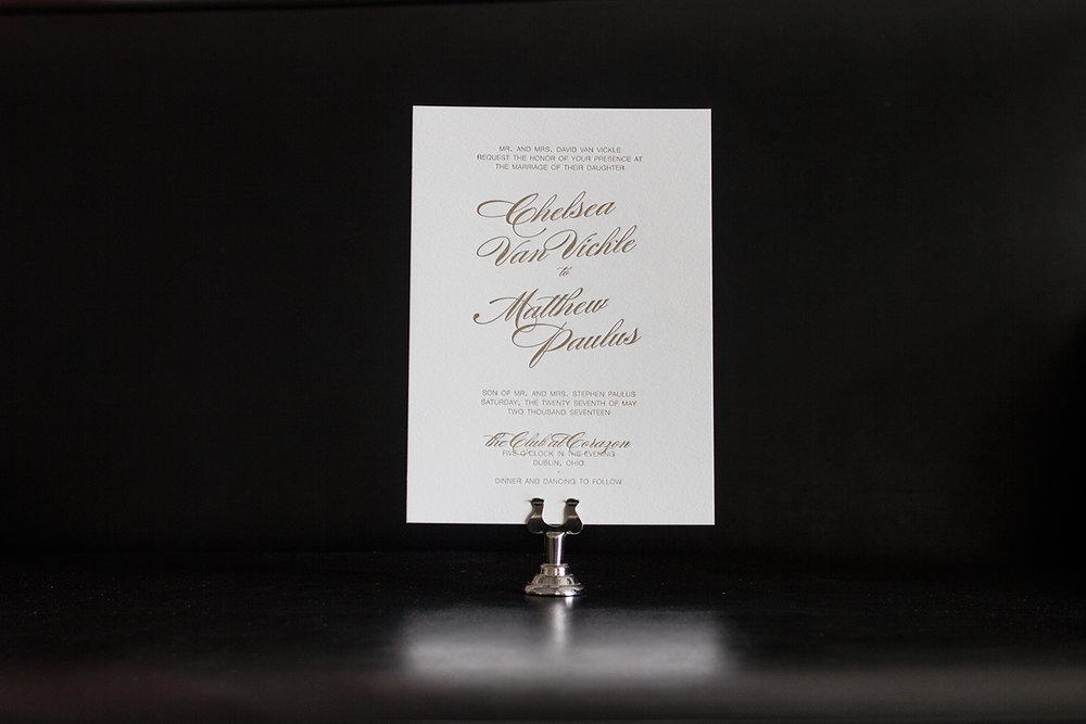 Charleston   - 1c letterpress
