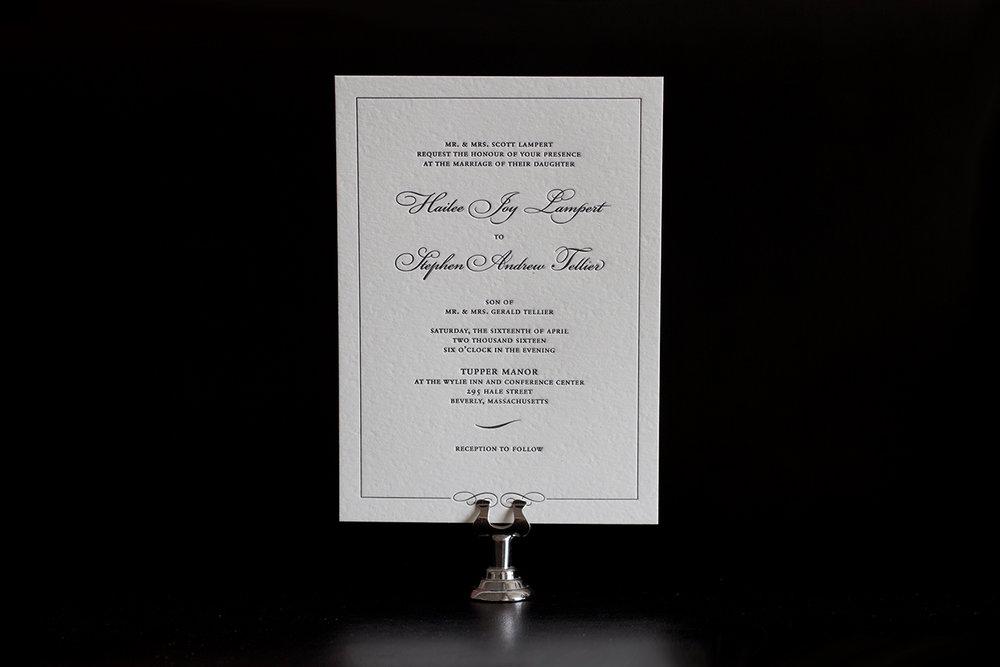 Park Avenue - 1c letterpress
