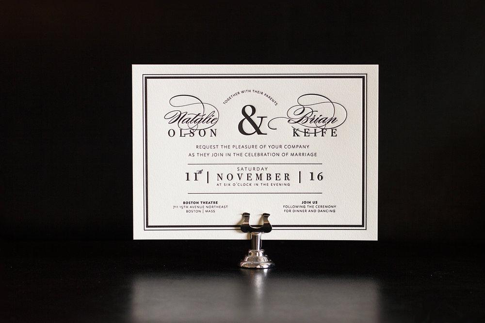 Dick and jane invitations