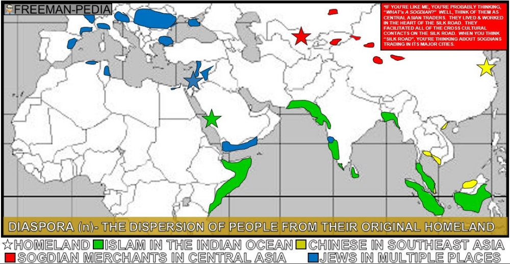 ccot 1450 1750 indian ocean 1260 -1368 ce), under the rule of the nomadic mongols west africa traded with other parts of the muslim world in a trans-saharan network merchants from china, india, and southeast asia could trade with those from arabia and east africa via the indian ocean europe accessed goods from asia and the muslim world via.
