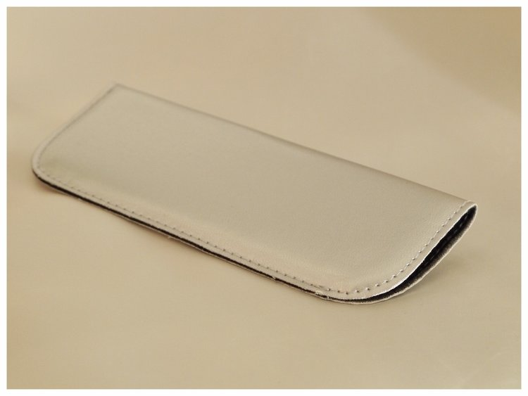 silver spectacle case