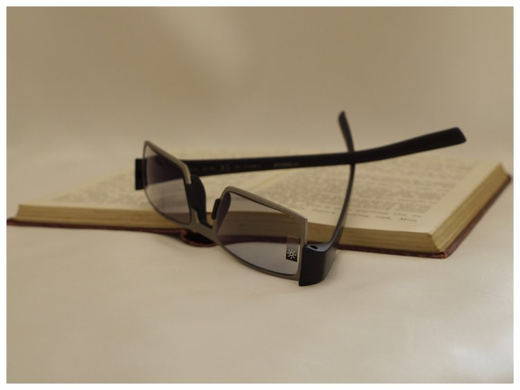 89feb400afb Designer glasses with photochromic lenses. Porsche P8802 Reading Tool